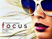 "Will smith margot robbie nuevos pósters ""focus"""