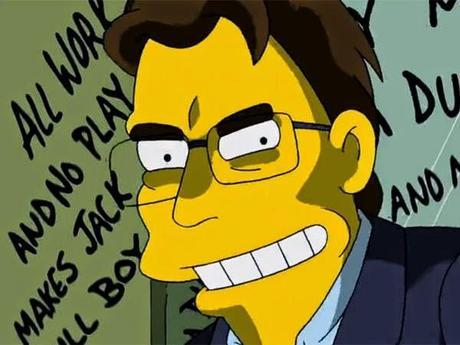 Stephen King cameo The Simpsons