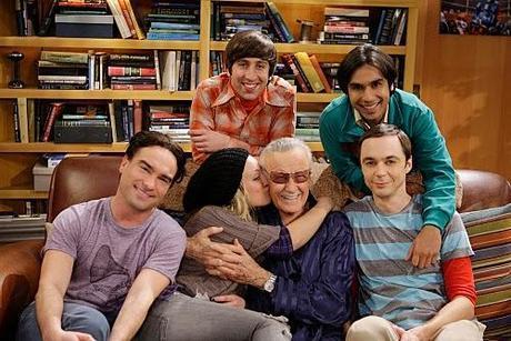 Stan Lee TBBT The Big Bang Theory