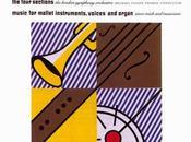 Steve Reich Four Sections Music Mallet Instruments, Voices Organ (1990)