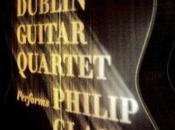 Dublin Guitar Quartet Performs Philip Glass (2014)