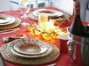 Mesa navideña Elegance Party