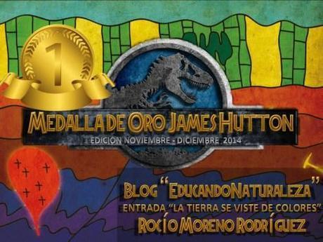 Medalla de Oro- Rocio M_X Carnaval de Geología