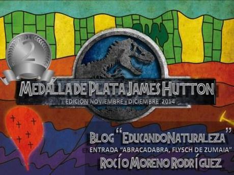 Medalla de Plata-Rocío M_X Carnaval de Geología