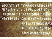 PortAmérica 2015: Supersubmarina, Siniestro Total, Niños Mutantes, Neuman, Arizona Baby, Divine Comedy...