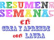 Semana Crea aprende Laura 21/12/2014