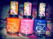 Reseña: Esmaltes Seconds Rita Rimmel London
