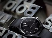 reloj Helvética. Moderno, deportivo elegante