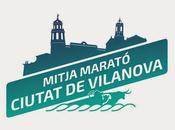 Mitja marató Vilanova 2014