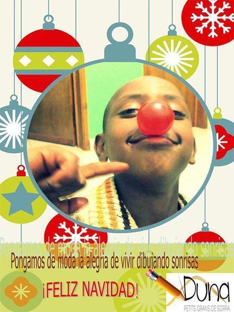 Os deseamos una alegre y feliz Navidad