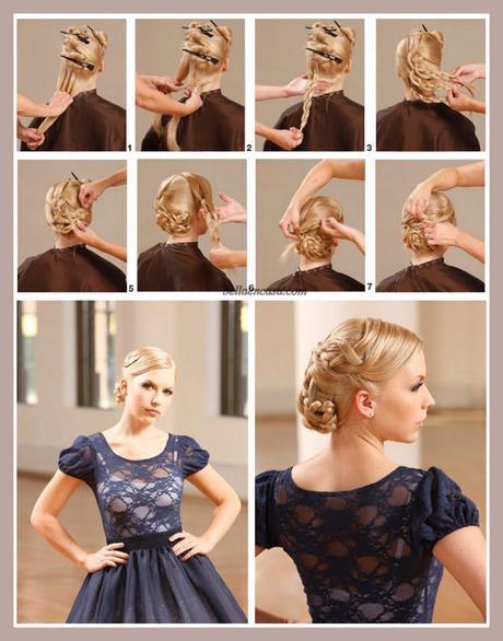 Peinados para fiesta 2015 paso a paso paperblog - Ver peinados de fiesta paso a paso ...