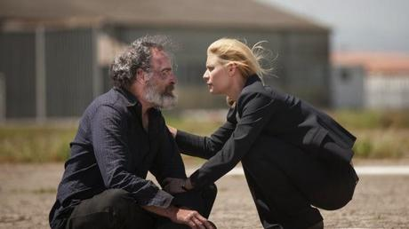HOMELAND -TEMPORADA 4- THERE´S SOMETHING ELSE GOING ON-