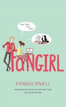 Reseña: Fangirl (Rainbow Rowell)
