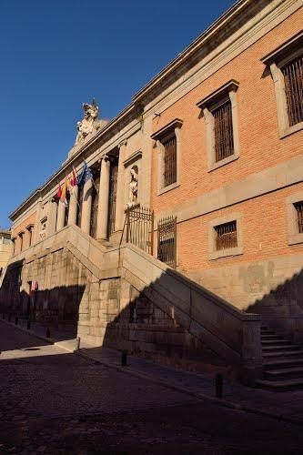 Toledo se llena de Conventos en los Siglos XVII y XVIII