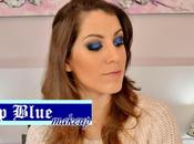 Maquillaje Deep Blue (Noche/ Fiesta)