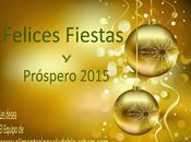 Felices fiestas 2014/15