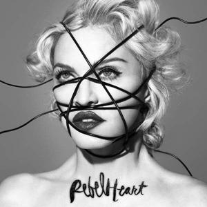 Portada del álbum Rebel Heart