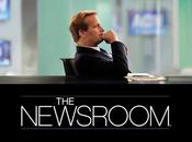 SERIES Newsroom, redacción Aaron Sorkin
