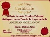 Andrian Gorlanov Premiado