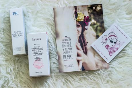 Beauty Stories for Xmas: La cajita de avril