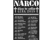 Primeras fechas gira nuevo disco Narco