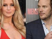 Jennifer Lawrence Chris Pratt actores rentables