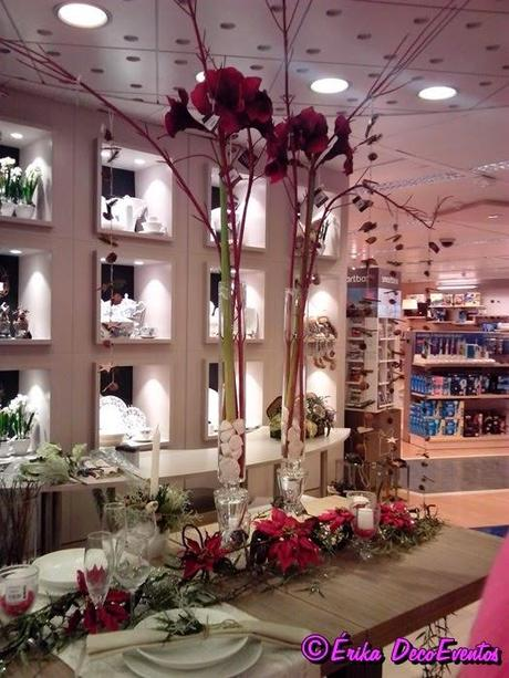 Curso de ornamentaci n floral navide a paperblog for Ornamentacion para navidad