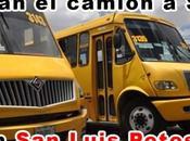 Tarifa camión aumentará 7.60 Luis Potosí