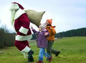 Siguiendo Papá Noel desde redes
