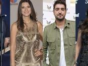 Alejandro Sanz, Laura Pausini, Malú Antonio Orozco, coaches Voz'