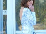 vestido paillets blancos para Nochevieja