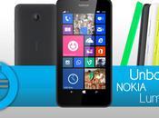 Unboxing Nokia Lumia Primeras impresiones (Video)