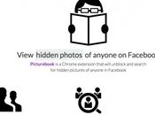 esta aplicación puedes fotos secretas usuarios Facebook