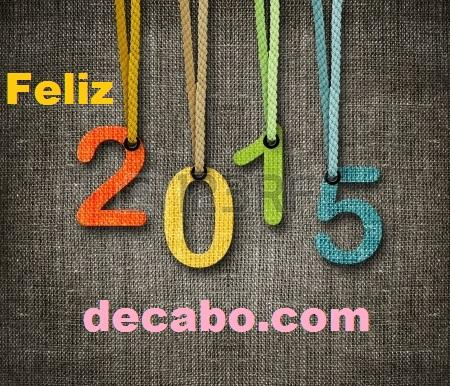 feliz año 2015 decabo