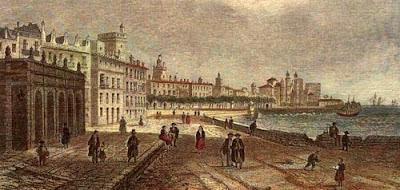 Cádiz Ilustrada: sede del comercio ultramarino del Imperio español