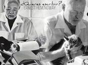 ¿Quieres escribir? consejos Ernest Hemingway