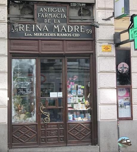Farmacia de la Reina Madre