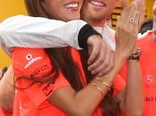 Jenson Button casa Jessica Michibata