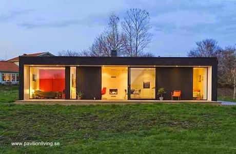 11 modelos de casas prefabricadas modernas internacionales for Casas prefabricadas modernas