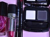 maquillaje para Nochevieja Rosa Brillante makeup Year Bright Pink