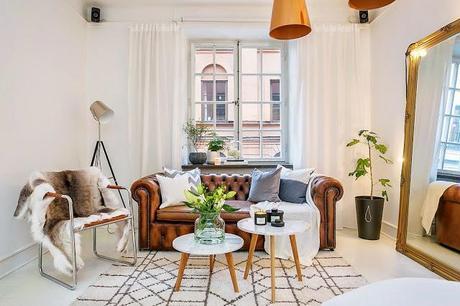 Ideas para crear un peque o apartamento repleto de estilo for Ideas para un apartamento pequeno