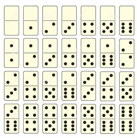 Domino fichas para imprimir imagui for Fichas de domino