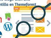 Cómo elegir bien plantilla WordPress Themeforest