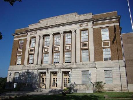 Palacio de Justicia de Bourbon County, Kansas