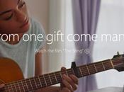 Apple: Song, anuncio tocará corazón