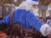 """""""Espíritu Dar"""" WestJet regala Milagro Navidad República Dominicana"""