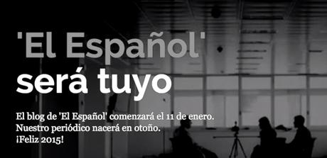 'El Español' y el hambre de Periodismo