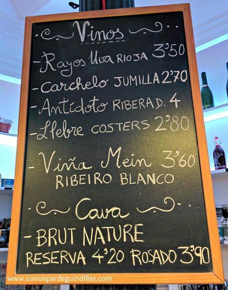 El Botiquín, algo más que una tienda gourmet en la calle Barquillo