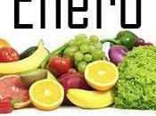 Fruta verdura temporada: Enero