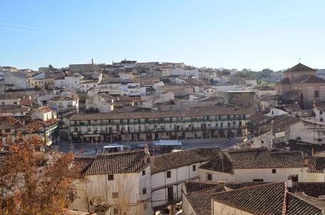 Chinch n madrid paperblog for Oficina turismo chinchon